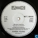 Disques vinyl et CD - Young, Karen - Hot shot