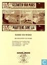 Comic Books - Willy and Wanda - De gezanten van Mars