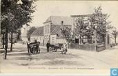 Beverwijk, Schans en Cornelis Amsestraat
