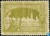Internationale tentoonstelling Brussel 1897