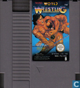 Video games - Nintendo NES (Nintendo Entertainment System) - World Wrestling
