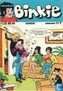 Comic Books - Binkie - Een harige zaak