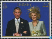 Prince Charles de mariage