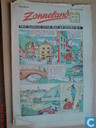 Bandes dessinées - Zonneland (tijdschrift) - Zonneland 16
