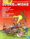 Comic Books - Bessy - Familiestripboek