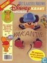 Disney krant zomerboek 2004