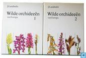 Wilde orchideeën van Europa, deel 1 en 2