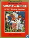 Strips - Suske en Wiske - Suske en Wiske op het eiland Amoras