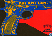 Disques vinyl et CD - KISS - Love gun