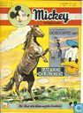 Bandes dessinées - Mickey Magazine (tijdschrift) - Mickey Magazine 208