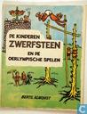 De kinderen Zwerfsteen en de oerlympische spelen