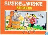 Suske en Wiske stickers