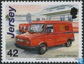 Posthistorie Postautos