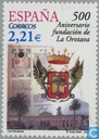 Stamps Spanish West Indies