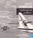 United - Caravelle (01) Jetliner