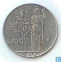 Italy 100 lire 1969