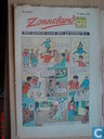 Bandes dessinées - Zonneland (tijdschrift) - Zonneland 17