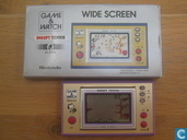 Video games - 3. LCD-spel / Mini-Arcade - Snoopy Tennis