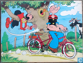 Popeye Puzzle 2