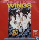 Platen en CD's - Wings - Goodnight tonight
