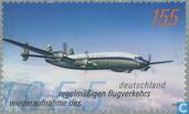 Flugverkehrs Lufthansa, 50 Jahre