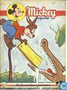 Bandes dessinées - Mickey Magazine (tijdschrift) - Mickey Magazine 153