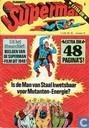 Strips - Superman [DC] - Is de man van staal kwetsbaar voor Mutanten-Energie?