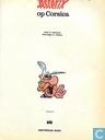 Bandes dessinées - Astérix - Asterix op Corsica