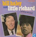 Bill Haley and Little Richard rocking around