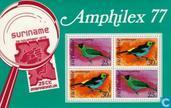 Postzegeltenttonstelling Amphilex