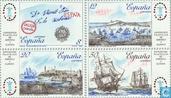 1987 Exposition philatélique ESPAMER '87 (SPA 882)