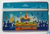 Telefoonkaart 1 jaar Belgacom