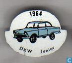 1964 DKW Junior [bleu]