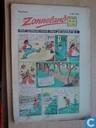 Bandes dessinées - Zonneland (tijdschrift) - Zonneland 18
