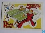 Ping-pong - Spirou sportif