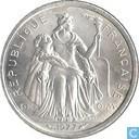 Nouvelle-Calédonie 1 franc 1977