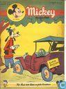 Strips - Mickey Magazine (tijdschrift) - Mickey Magazine 154
