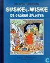Comics - Suske und Wiske - De groene splinter