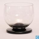 Allround Bourgogneglas 67 mm blank-zwart