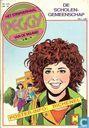 Strips - Peggy (tijdschrift) - De scholengemeenschap