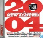 15 tracks from the Year's Best New Albums (2004) vol.1