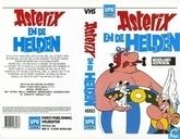 DVD / Video / Blu-ray - VHS video tape - Asterix en de helden