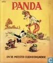 Comic Books - Panda - Panda en de meester-oudheidkundige