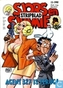 Comic Books - Agent 327 - Sjors en Sjimmie Stripblad 15