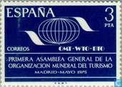 Tourismus ersten Weltversammlung