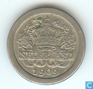Coins - the Netherlands - Netherlands 5 cent 1909