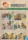 Comic Books - Robbedoes (magazine) - Robbedoes 579