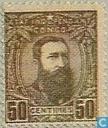 Leopold II three-quarters right