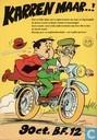 Comic Books - Binkie - Binkie bakt ze bruin!!