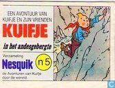 Bandes dessinées - Tintin - Kuifje in het Andesgebergte